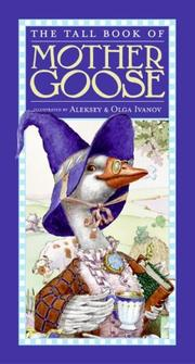 Cover of: The Tall Book of Mother Goose (Harper Tall Book) | Public Domain