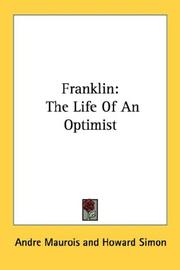 Cover of: Franklin |