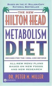 Cover of: The new Hilton Head metabolism diet