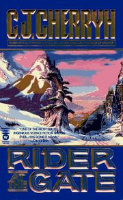 Cover of: Rider at the Gate (Nighthorse, Book 1)