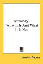 Cover of: Astrology