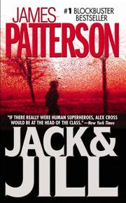 Cover of: Jack & Jill (Alex Cross Novels) | James Patterson