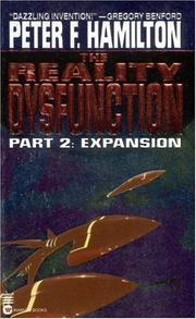 Cover of: The Reality Dysfunction Part 2 | Peter F. Hamilton