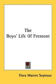 Cover of: The Boys' Life Of Fremont