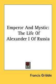 Cover of: Emperor And Mystic