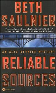 Cover of: Reliable sources | Beth Saulnier