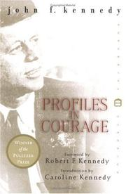 Cover of: Profiles in Courage (Perennial Classics)