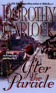 Cover of: After the parade
