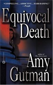 Cover of: Equivocal Death | Amy Gutman