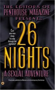 Cover of: 26 Nights | Penthouse International