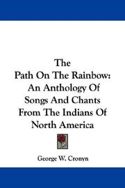 Cover of: The Path On The Rainbow