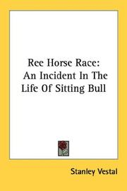 Cover of: Ree Horse Race