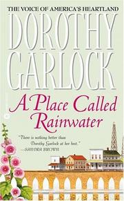 Cover of: A Place Called Rainwater (Missouri, Book 3)