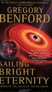 Cover of: Sailing bright eternity