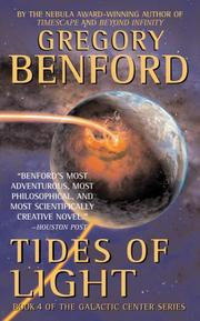 Cover of: Tides of Light