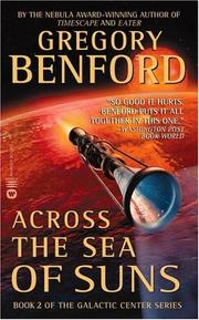Cover of: Across the sea of suns