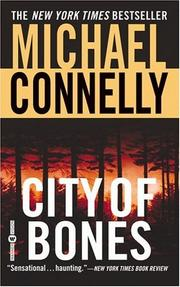 Cover of: City of Bones (Harry Bosch)