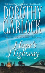 Cover of: Hope's Highway (Route 66 2)