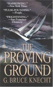 Cover of: The Proving Ground | G. Bruce Knecht