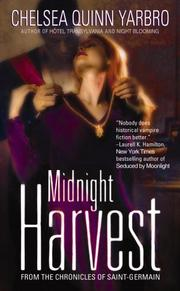 Cover of: Midnight harvest