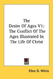 Cover of: The Desire Of Ages V1