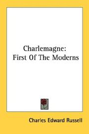Cover of: Charlemagne