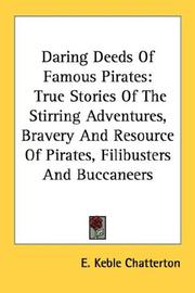 Cover of: Daring deeds of famous pirates