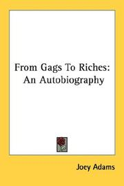 Cover of: From gags to riches