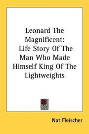 Cover of: Leonard The Magnificent