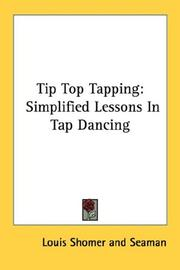 Cover of: Tip Top Tapping | Louis Shomer