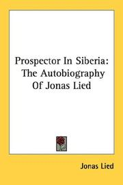 Cover of: Prospector In Siberia