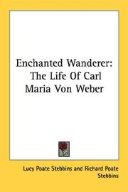 Cover of: Enchanted Wanderer | Lucy Poate Stebbins
