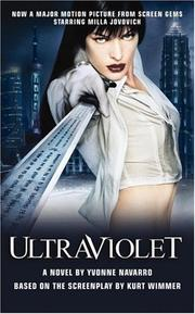 Cover of: Ultraviolet