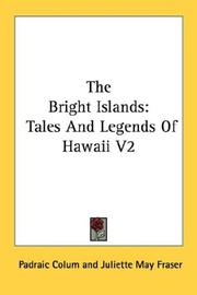 Cover of: The bright islands