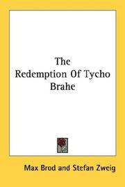 Cover of: The Redemption Of Tycho Brahe