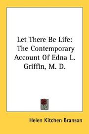 Cover of: Let there be life