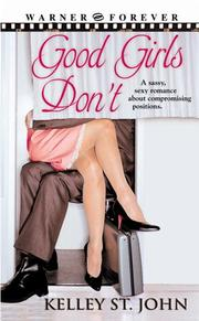 Cover of: Good Girls Don't (Warner Forever)