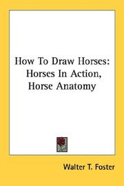 Cover of: How to draw horses