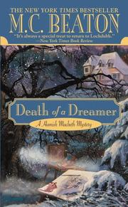 Cover of: Death of a Dreamer (Hamish Macbeth Mystery)