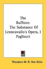 Cover of: The Buffoon