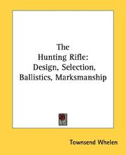 Cover of: The hunting rifle