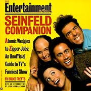 Cover of: The Entertainment weekly Seinfeld companion | Bruce Fretts