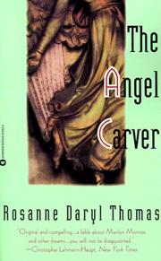 Cover of: The Angel Carver
