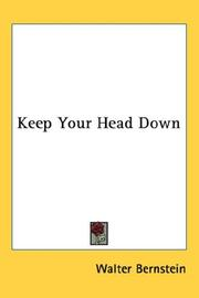 Cover of: Keep Your Head Down