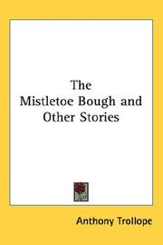 Cover of: The Mistletoe Bough and Other Stories