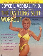 Cover of: The bathing suit workout | Joyce L. Vedral