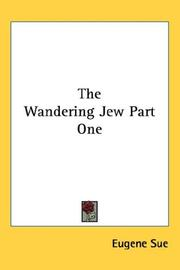 Cover of: The Wandering Jew Part One