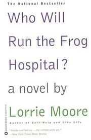 Cover of: Who will run the frog hospital?