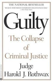 Cover of: Guilty