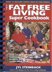 The fat free living super cookbook